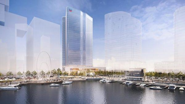 Chevron Gets Go Ahead To Build HQ At Elizabeth Quay