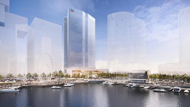 Chevron Gets Go Ahead To Build HQ At Elizabeth Quay
