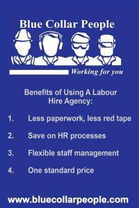Benefits Of Using A Labour Hire Agency