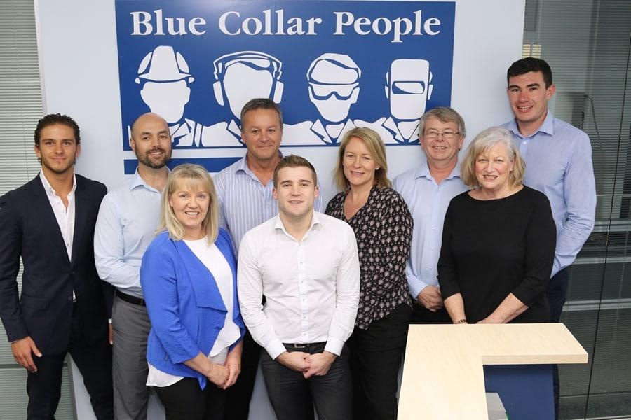 Blue Collar People Team