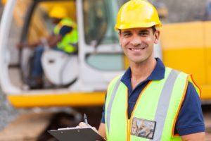Male Worker Clipboard 400x267